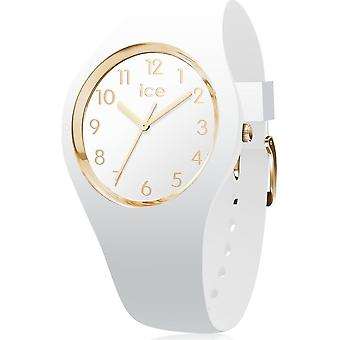 Ice Watch Watch Unisex ICE glam Vit Guld Liten 014759