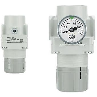 SMC M5 X 0.8 Pneumatic Regulator 20L/Min, 0.05 To 0.85Mpa