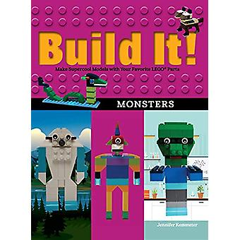 Build It! Monsters - Make Supercool Models with Your Favorite LEGO (R)