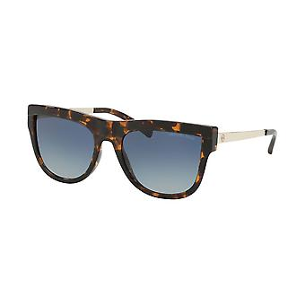 Michael Kors ST. Kitts Ladies Sunglasses - MK2073 33334L - Dark Tortoise Injected