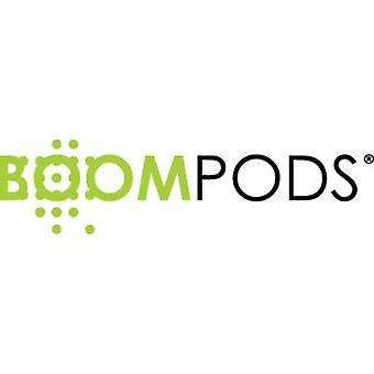 Boompods Digibuds Hi-Fi In-ear -kuulokkeet In-ear Headset, Äänenvoimakkuuden säätö Rose, Titaani