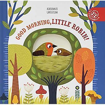 Good Morning - Little Robin! by Agnese Baruzzi - 9788855060004 Book