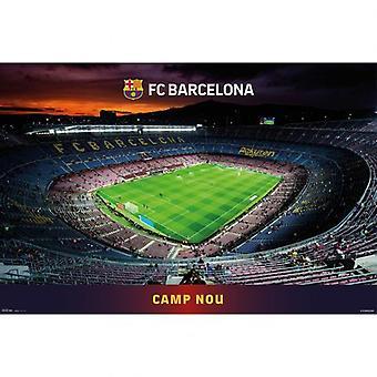 Estádio cartaz de Barcelona 6