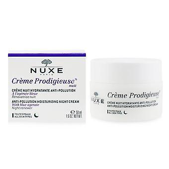 Nuxe Creme Prodigieuse Anti-Pollution Moisturizing Night Cream (För alla hudtyper) 50ml/1.5oz
