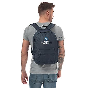 Accessories Ben Sherman Classic Logo Backpack in Blue