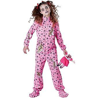 Tween Girl Zombie Costume