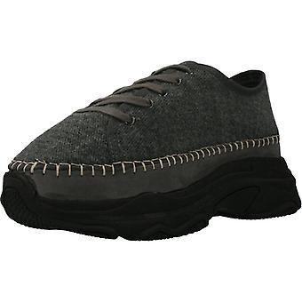 Gele Sport / Grey Street Party Sneakers
