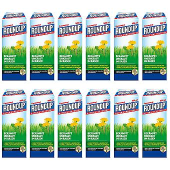 Sparset: 12 x ROUNDUP® Lawn Weed-Free, 500 ml