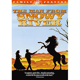 Man From Snowy River [DVD] USA import