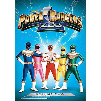 Power Rangers Zeo: Vol. 2 [DVD] USA importar