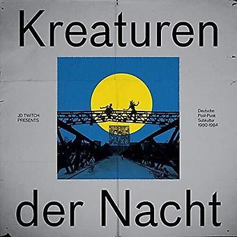 Jd Twitch Presents Kreaturen Der Nacht [CD] USA import