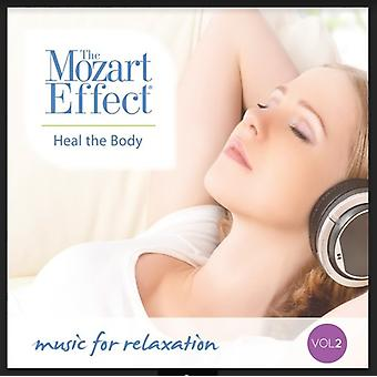 Don Campbell - Music for the Mozart Effect, Vol. 2: Heal the Body Music for Rest & Relaxation [CD] USA import