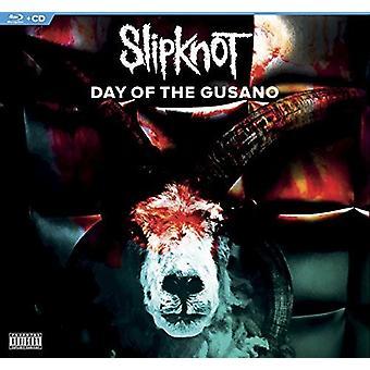 Slipknot - Day of the Gusano [CD] USA import