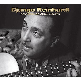 Django Reinhardt - Essential Original Albums [CD] USA import