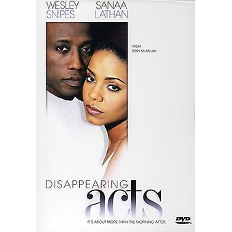 Disappearing Acts [DVD] USA import