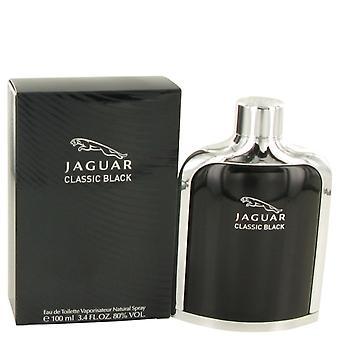 יגואר קלאסי שחור על ידי יגואר או דה טואלט ספריי 3.4 עוז/100 ml (גברים)