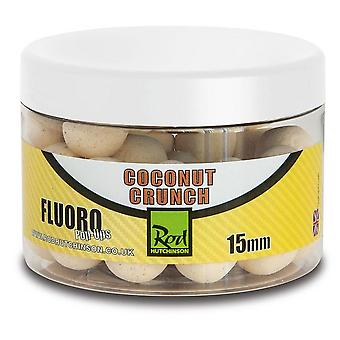 R Hutchinson Fluoro Pop Ups 15mm Coconut Crunch Natural