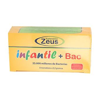 Infant + Bac 8 units