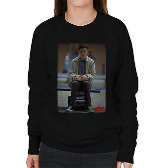 American Pie Paul Sitting Alone Women's Sweatshirt