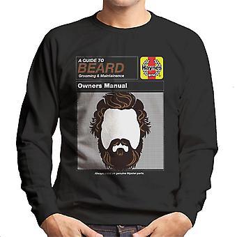 Haynes Beard Workshop Manual Men's Sweatshirt