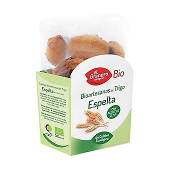 Artisan Biscuits of Espelta Bio 220 g (Spelt)