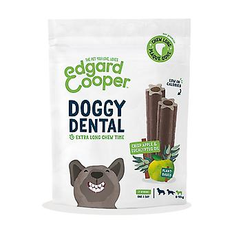 Dental Snack for Small Dogs Apple and Eucalyptus 120 g