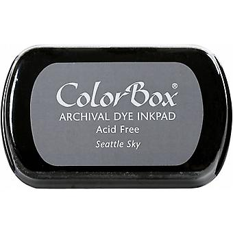 Clearsnap ColorBox Archival Dye Ink Full Size Seattle Sky