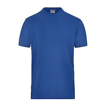James og Nicholson Menns Økologisk Bomull Stretch T-skjorte