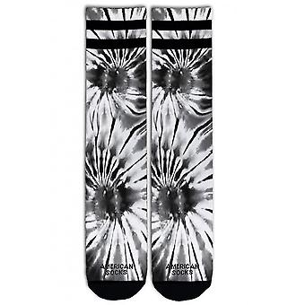 American Socks Monochrome Mid High Socks