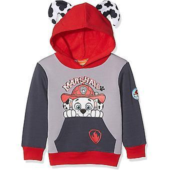 Boys HQ1109 Paw Patrol Hooded Sweatshirt / Hoodie