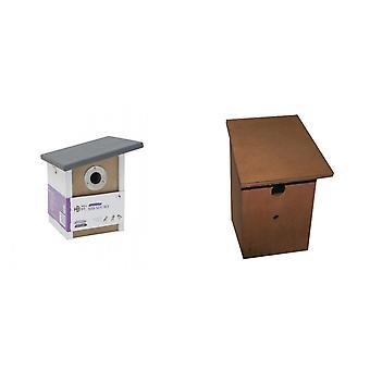 Henry Bell lintu pesä laatikko