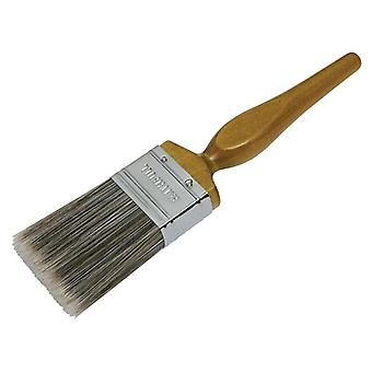 Faithfull Superflow Synthetic Paint Brush 50mm (2in) FAIPBSY2