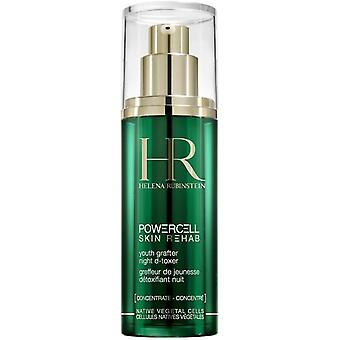 Helena Rubinstein Powercell Skin Rehab Jeugd Grafter Night D-Toxer Concentrate 30ml