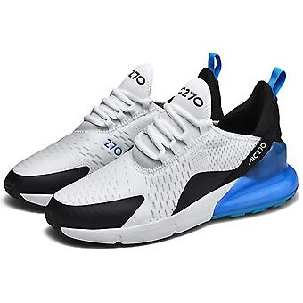 Unisex Sneakers Lace-Up Breathable Round Toe Chaussures sport