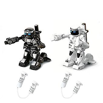 2.4g Somatosensory Remote Control Battle Robot Toy- Two Player Competitive