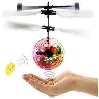Mini Rc Drone Helicopter - Inducción Infrarroja 2 Canales Electrónica Suspensión Divertida Dron Aviones Niños Juguetes