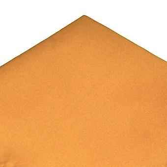 Krawatten Planet Plain Kupfer Tasche Quadrat Taschentuch