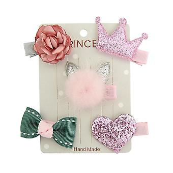 Baby, Rabbit Ears Shape Hair Clip