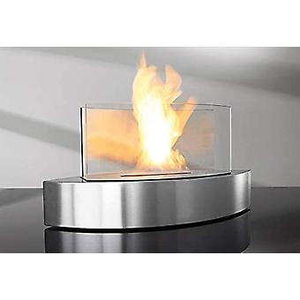 Bio Ethanol Fireplace -stainless Steel Burner Design (without Remote Control)