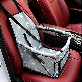 Folding Waterproof Travel Car Carriers Bag For Dogs, Cats - Carrier Basket