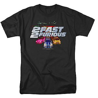 Fast And The Furious Logo T-shirt