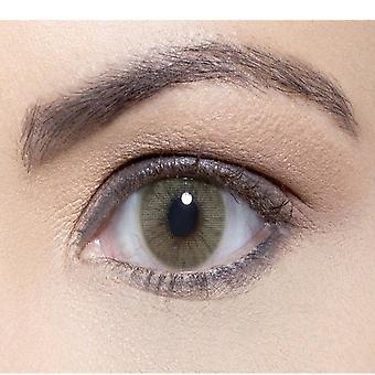 Solotica Hidrocor - Coloured Contact Lenses - Mel (00.00d) (1 Year)