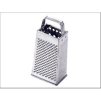 Zodiac Four Way Grater Stainless Steel 8in 2080