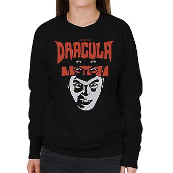 Dracula A Motion Picture Women's Sweatshirt
