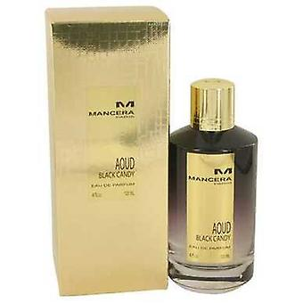 Mancera Aoud Black Candy De Mancera Eau De Parfum Spray (unisex) 4 Oz (mujeres) V728-535616