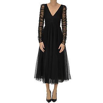Zimmermann Ezgl507004 Women's Black Polyester Dress