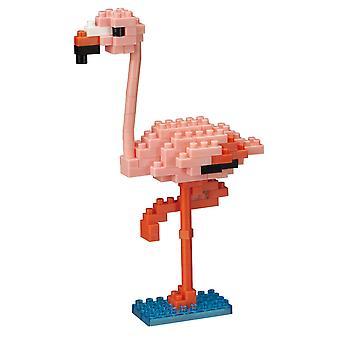 Nanobloc - flamingo