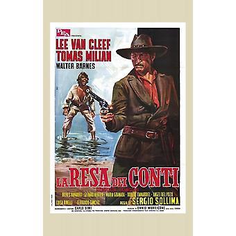 Big Gundown Movie Poster (11 x 17)