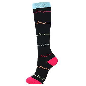 Men Women Socks Compression Running, Anti-swelling, Outdoor Sports, Basketball,
