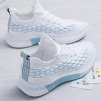 Zapatillas deportivas para mujer, zapatos de running vulcanizados para zapatos de running de calzado para caminar
